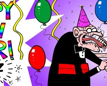 happy New Year From Gibbleguts
