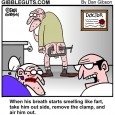 fart cartoon