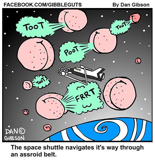 astroid belt cartoon