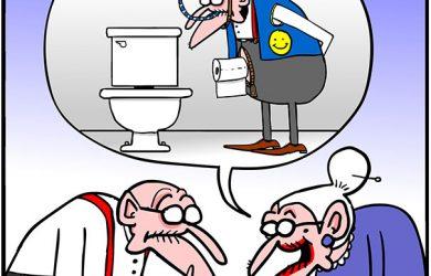 washroom attendant