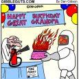 grampas birthday cartoon