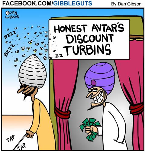 turbin cartoon
