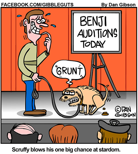 benji cartoon
