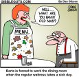 berta menu