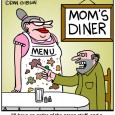 menu cartoon