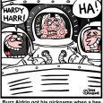 buzz aldrin cartoon