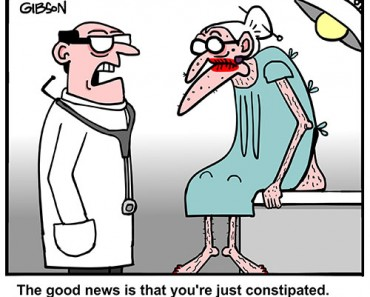 c-section cartoon