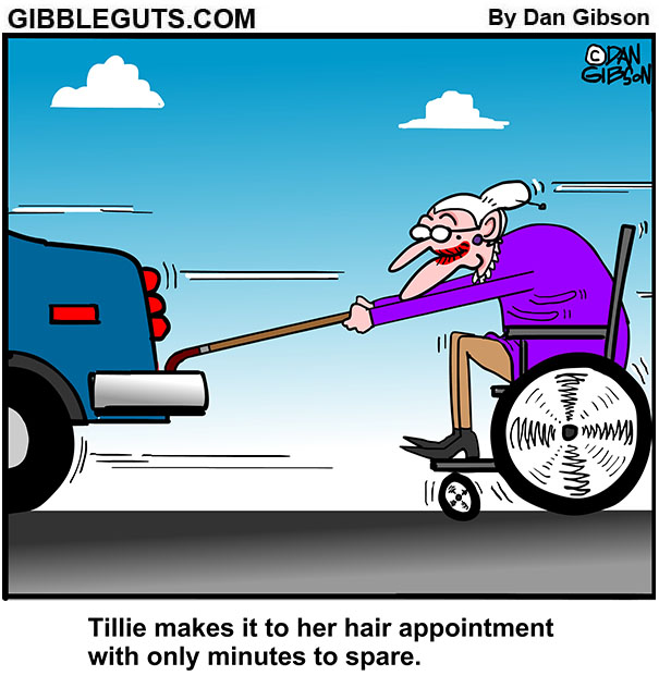 hair appointment