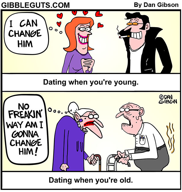 change a man cartoon