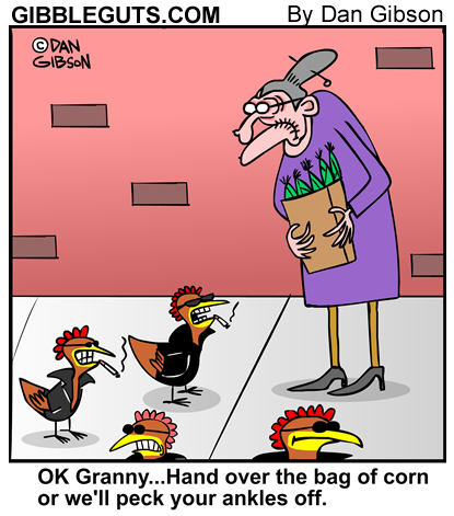 Funny chicken jokes - photo#21