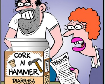 diarrhea cartoon