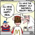 Happy Meal cartoon