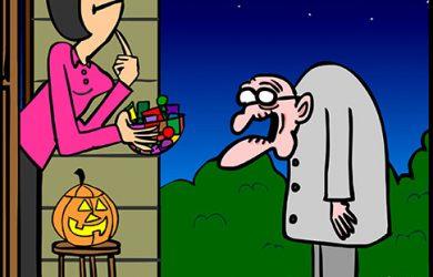 halloween Dr.Evil