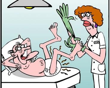 senior cartoon