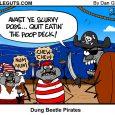 dung beetle pirates
