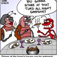 Dinner with your boss