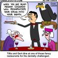 restaurant cartoon