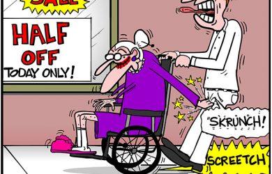 ebrake tillie cartoon