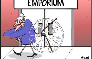 falsie cartoon