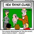 new father comic