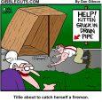 fireman trap