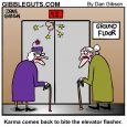 flasher cartoon