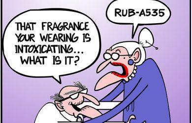 old lady fragrance