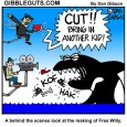 free willy cartoon