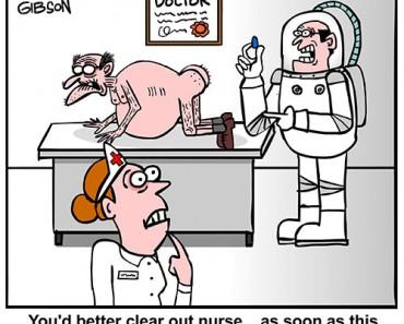 suppository cartoon