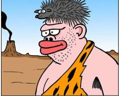Hair club for men cartoon