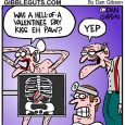 valentines day kiss cartoon