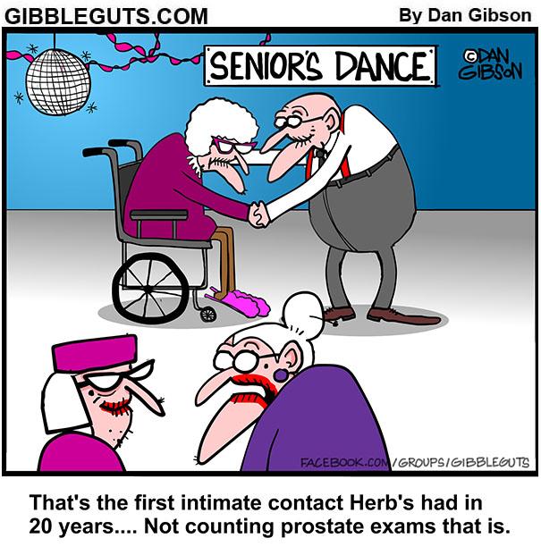 Intimate Contact cartoon