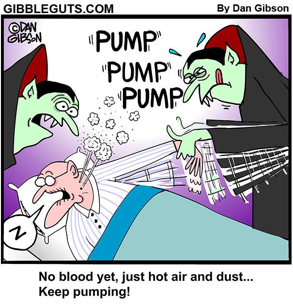 herb vs Vampires cartoon