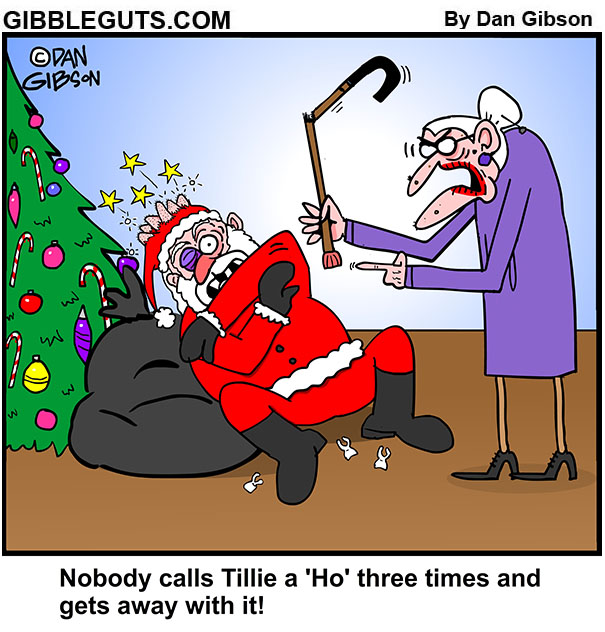 hohoho cartoon