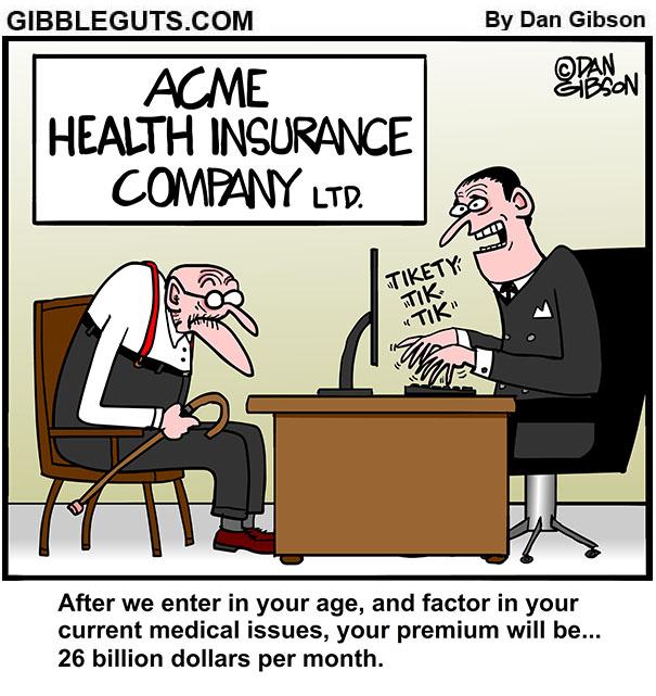 Insurance company cartoon images