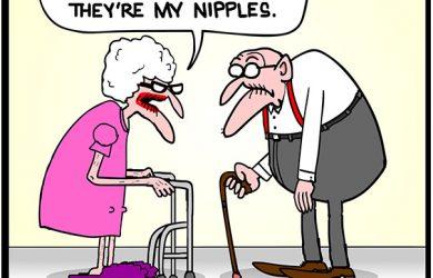 small talk cartoon