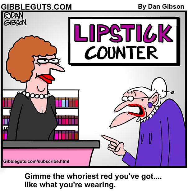 tillie lipstick ahopping
