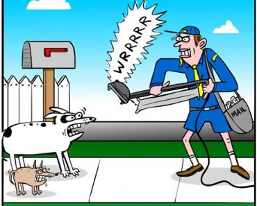dog vacuum cartoon