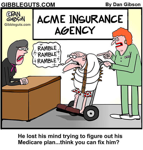 medicare cartoon