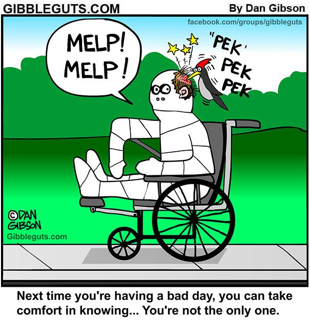 having a bad day cartoon