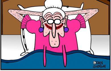 Tillie cartoon