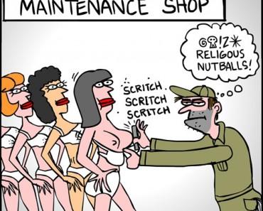 mannequin cartoon