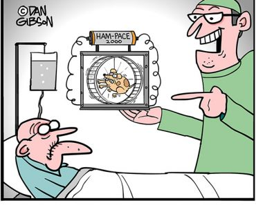 pacemaker cartoon