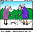 pantyhose cartoons