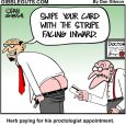 debit card cartoon