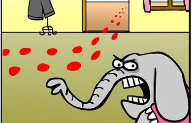 pigmy cartoon