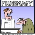 pharmacy cartoon