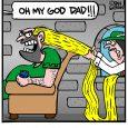 father cartoon