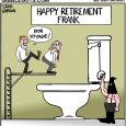 retirement cartoon