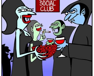 vampire appetizers
